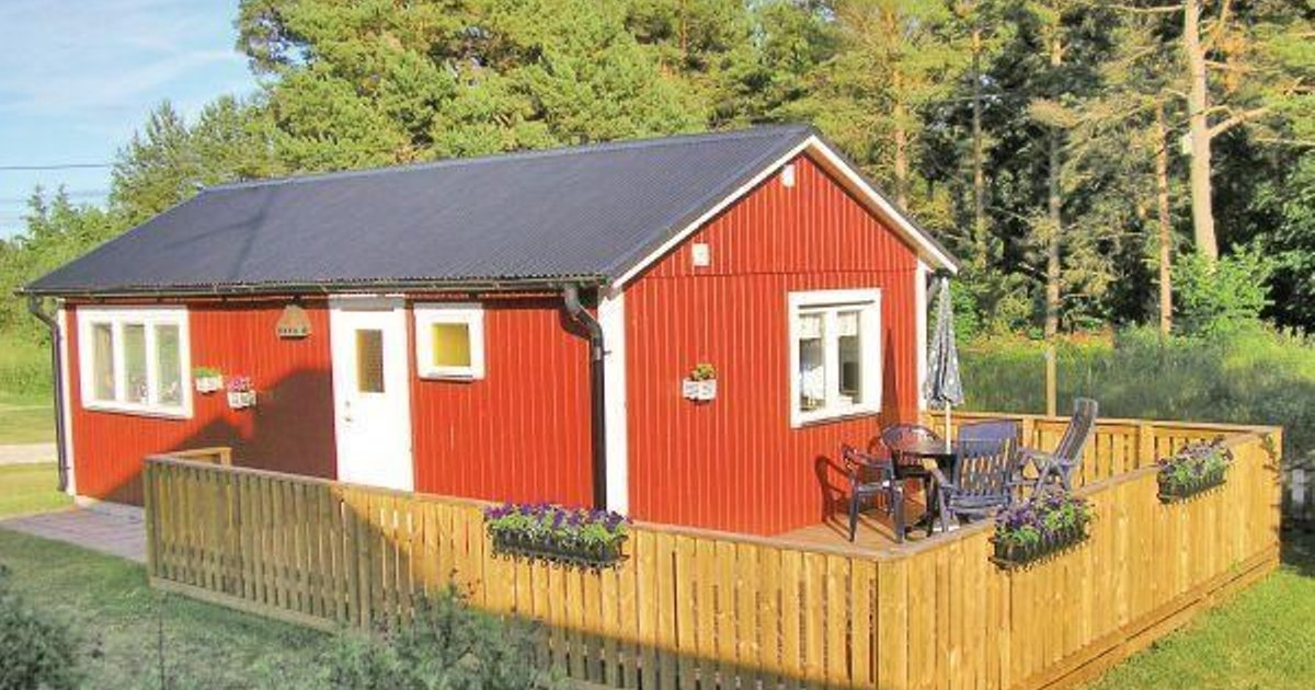 Holiday home Stånga 24