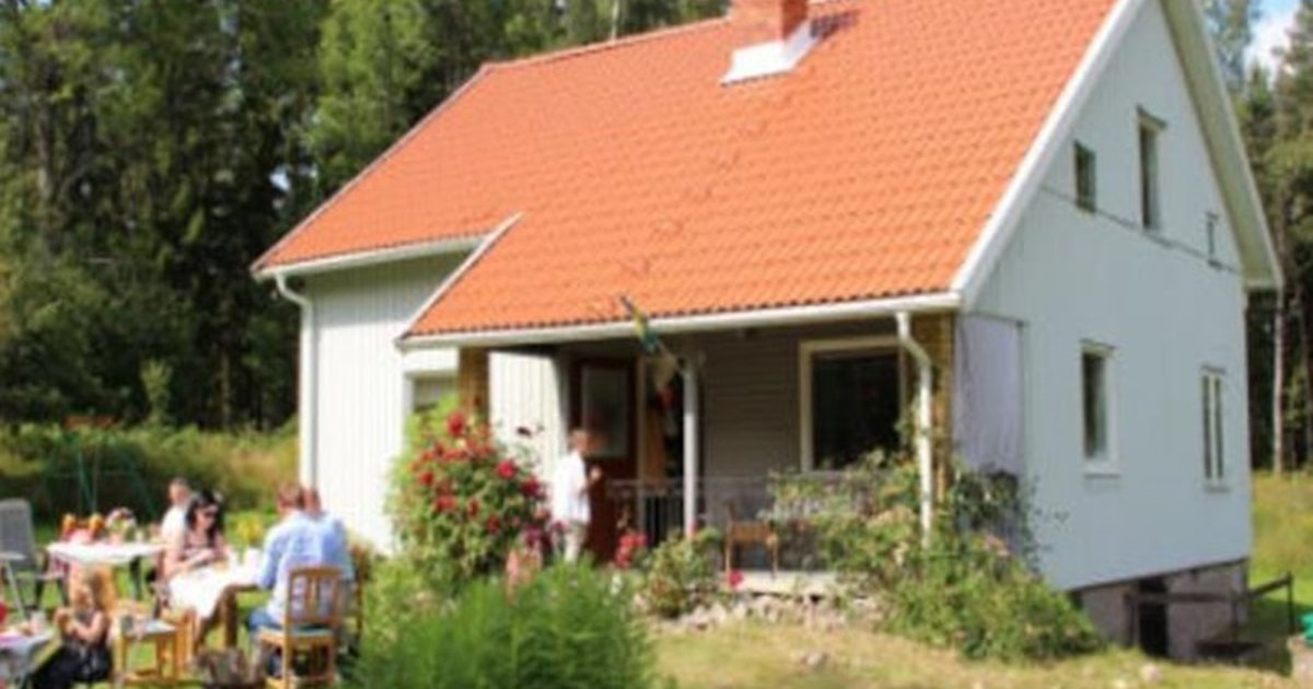 Krösarödjan Cottage