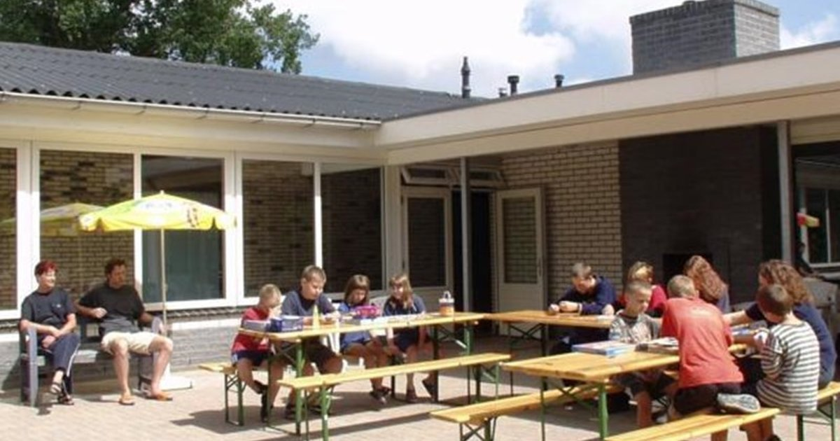 Holiday home Recreatiepark Klaverweide 5