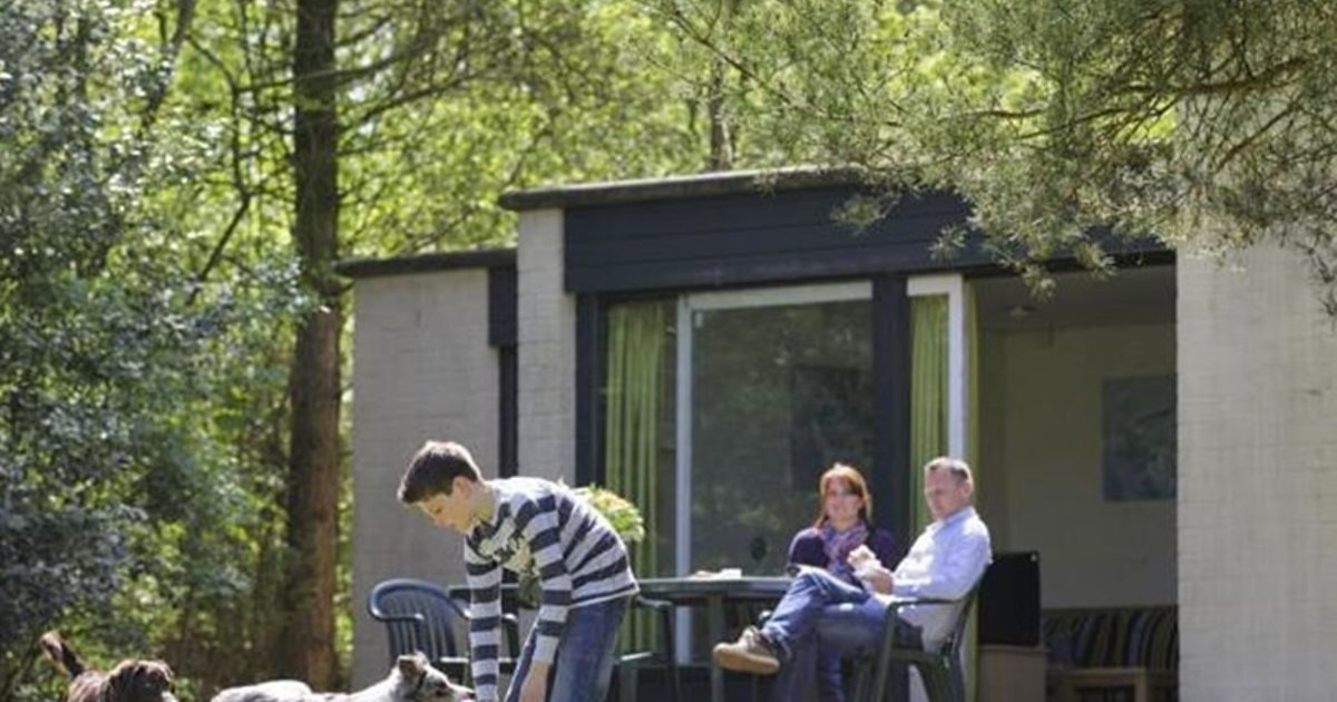 Holiday home Center Parcs Het Heijderbos 4