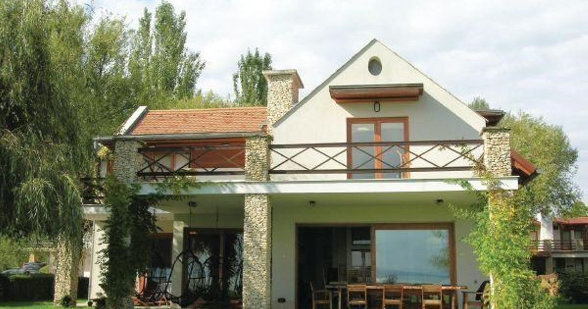 Holiday home Stand utca-Balatonudvaryfenyves