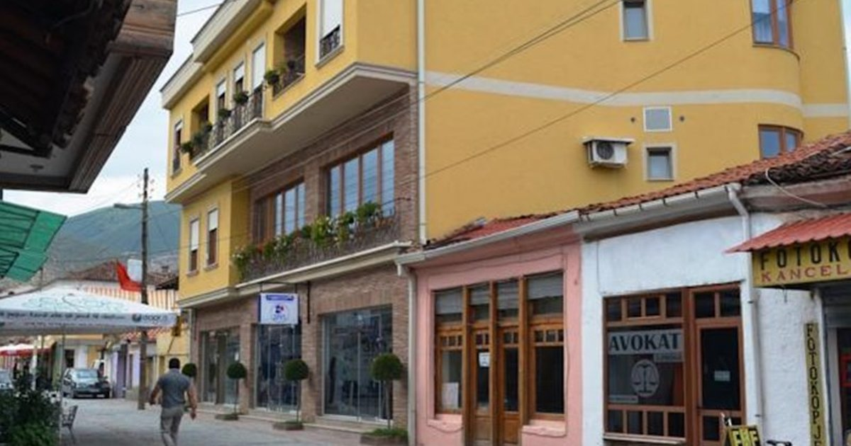 Pogradeci Apartments