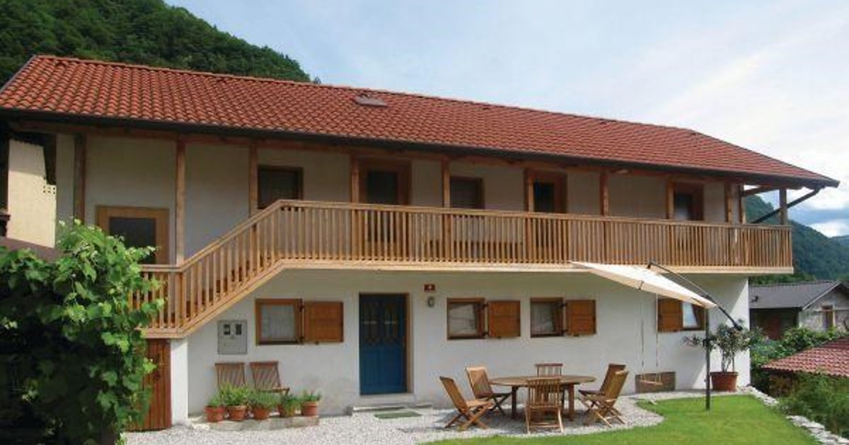 Holiday home Tolmin 30