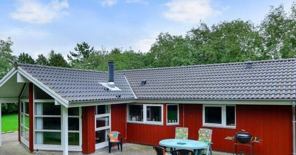 Holiday home Solbaervangen Oksbol