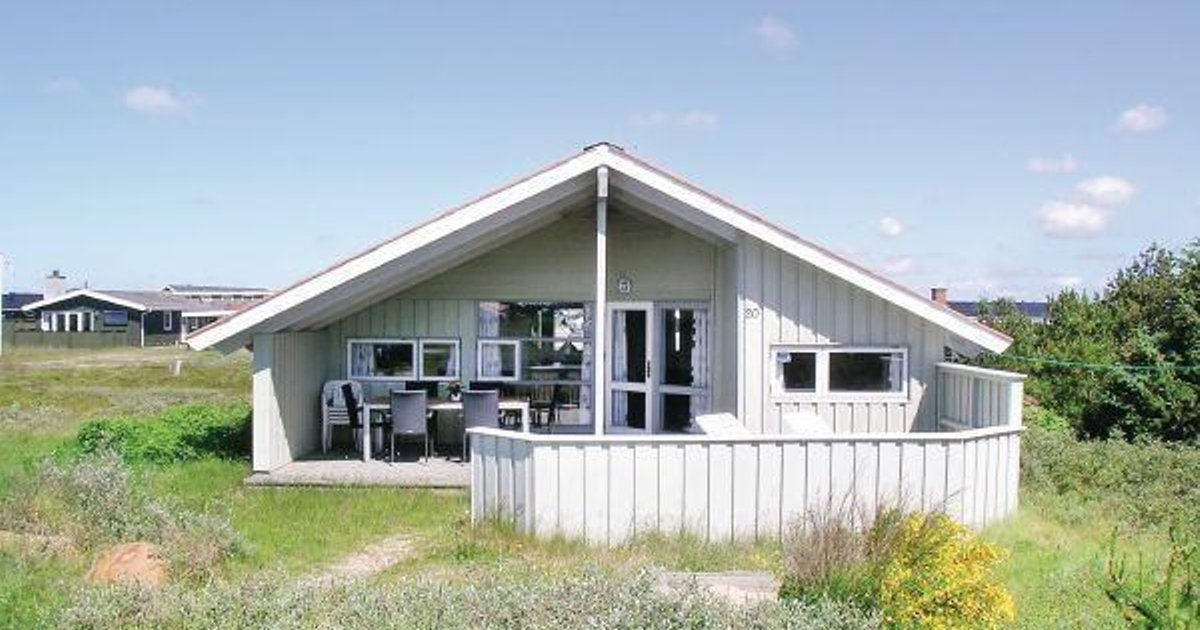 Holiday home Hvide Sande 32