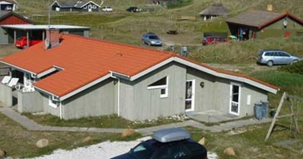 Holiday home Bjerregårdsvej H- 500