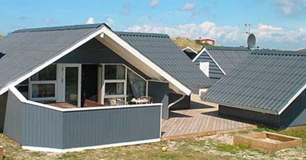 Holiday home Bjerregårdsvej H- 508