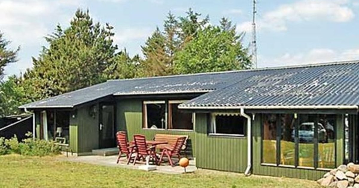 Holiday home Bjergbovej B- 438
