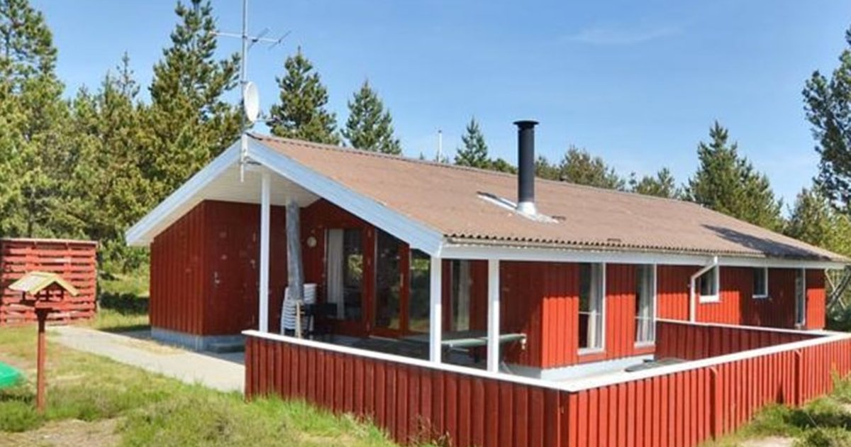 Holiday home Lommen C- 2743