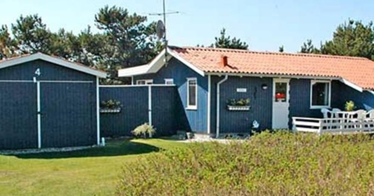 Holiday home Sønder D- 4320