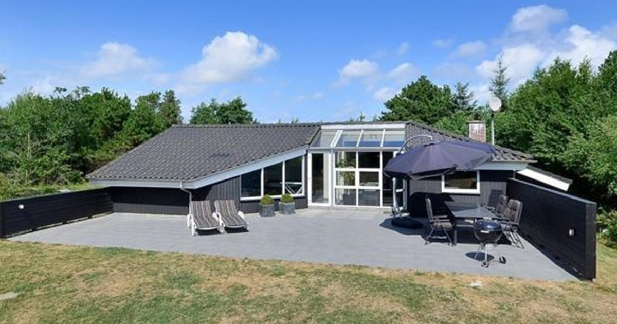 Holiday home Sønder-Vasevej F- 4362
