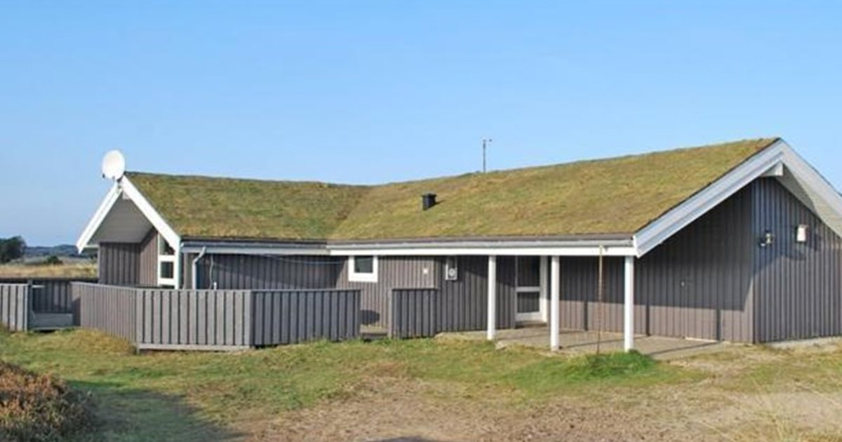 Holiday home Sydslugen E- 4705