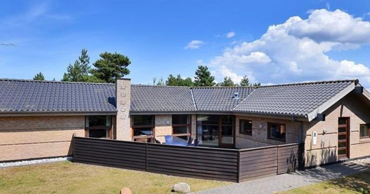 Holiday home Blavand 789 with Sauna