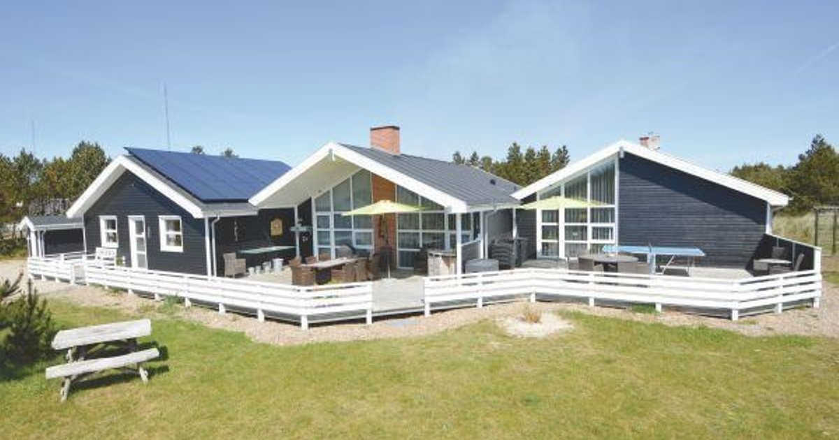 Holiday home Blavand with Sauna 297