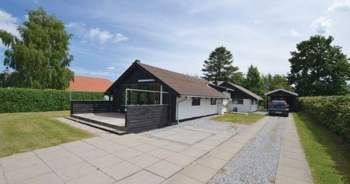 Holiday home Bogense 26