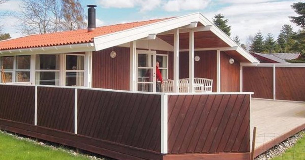 Holiday home Skovlindvej H- 4108