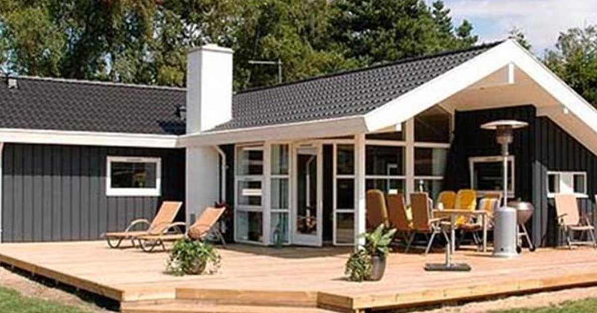 Holiday home Kærsangervej B- 2126