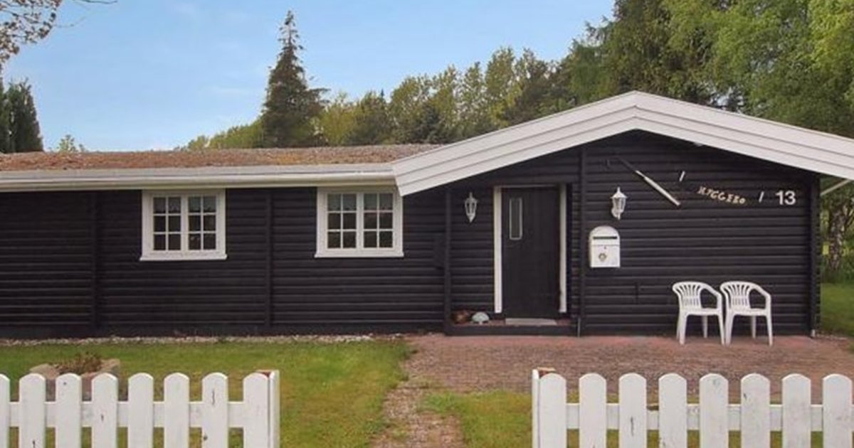 Holiday home Bjergfyrvej G- 443