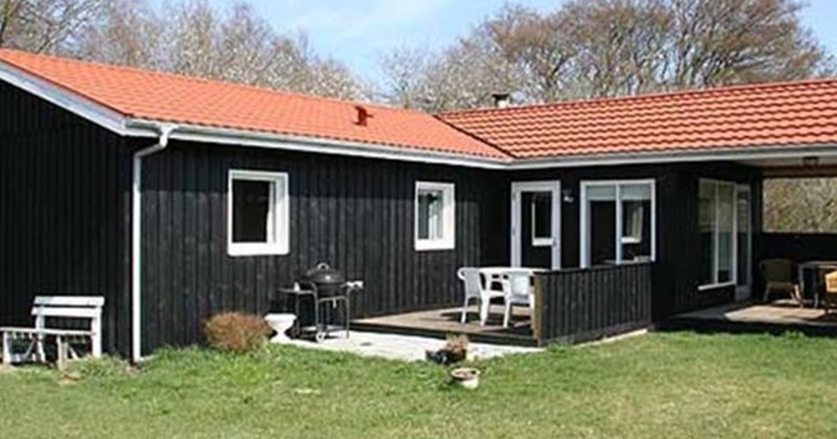 Holiday home Grævlingevej G- 1419