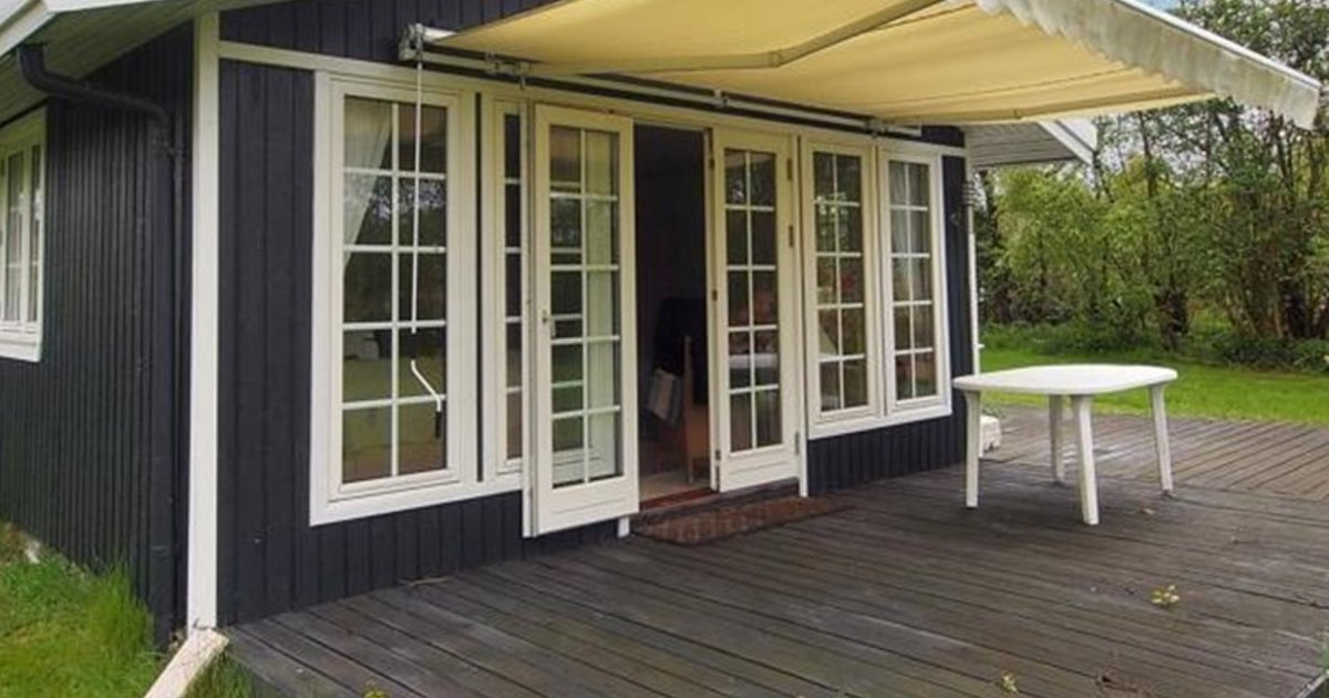 Holiday home Græslodden B- 1414