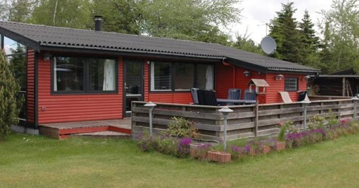 Holiday home Ørnevejen F- 3346