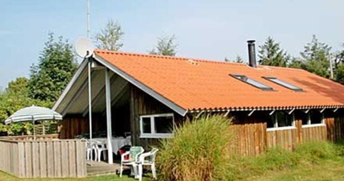 Holiday home Odevej A- 3293