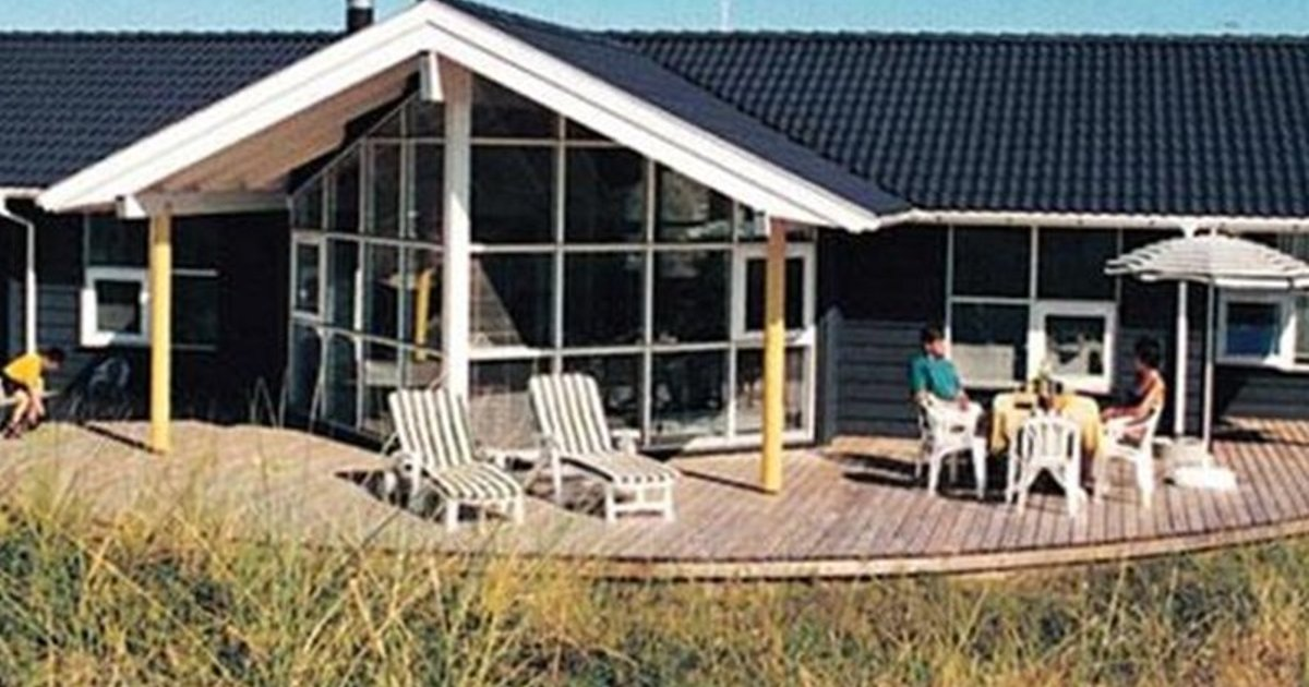 Holiday home Hannesvej F- 1546