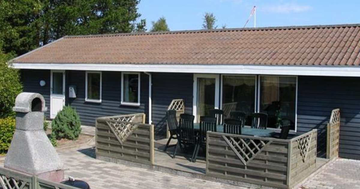 Holiday home Sønder B- 4310