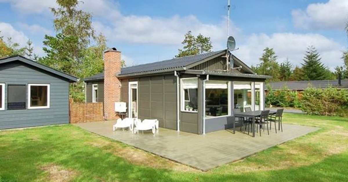 Holiday home Torndrupstrand F- 4866