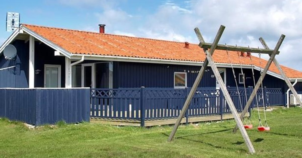Holiday home Vejlby A- 5053