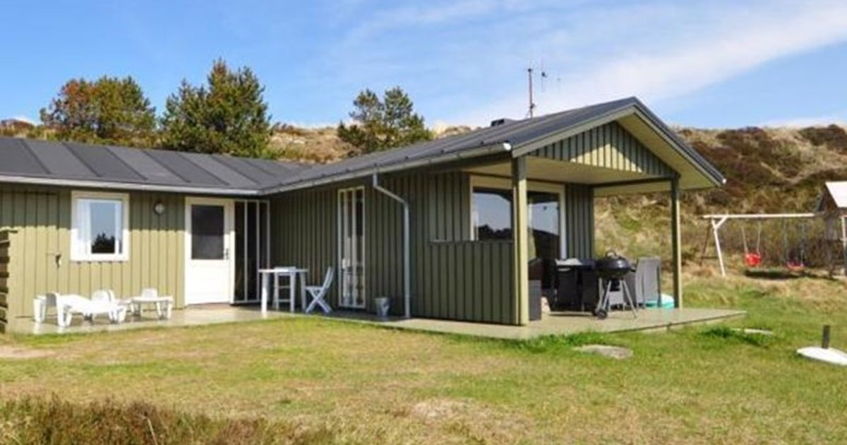Holiday home in Gejlbjergvej Henne Strand VIII