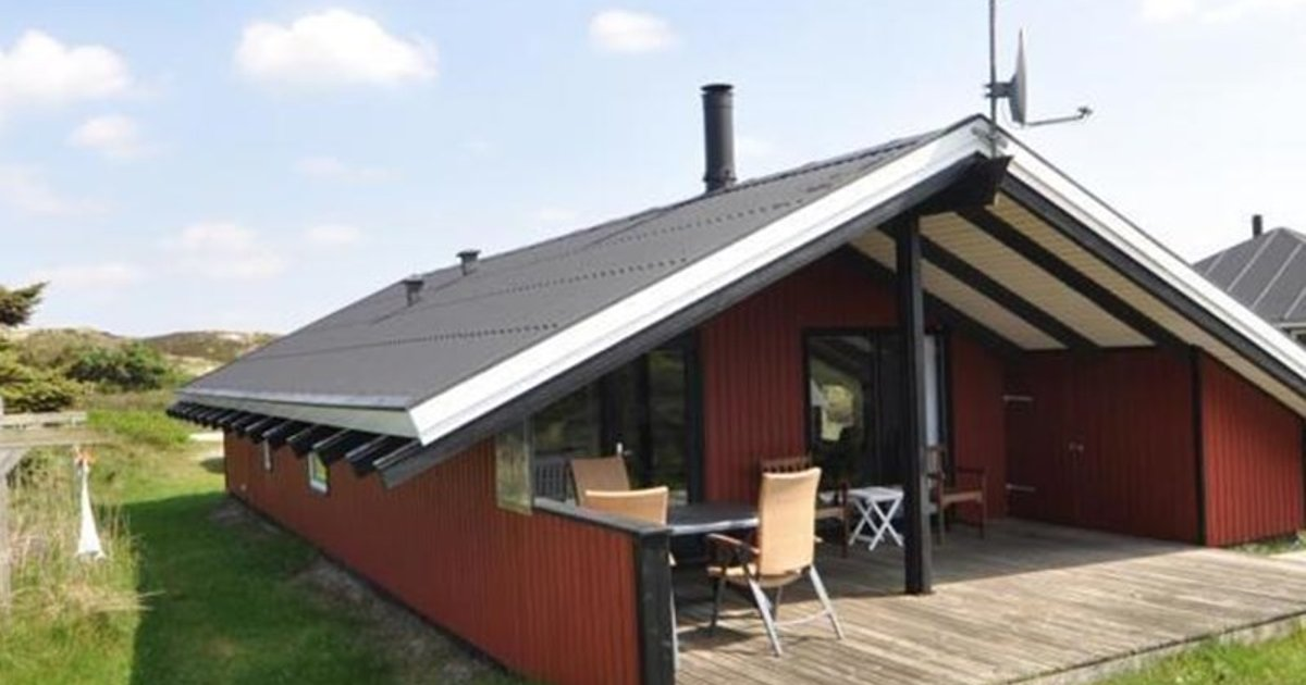 Holiday home in Hjelmevej Henne Strand XI