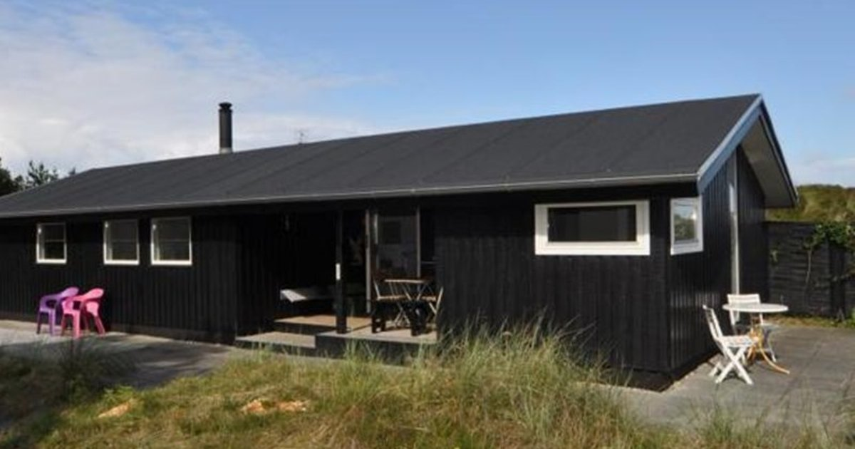 Holiday home in Gejlbjergvej Henne Strand X