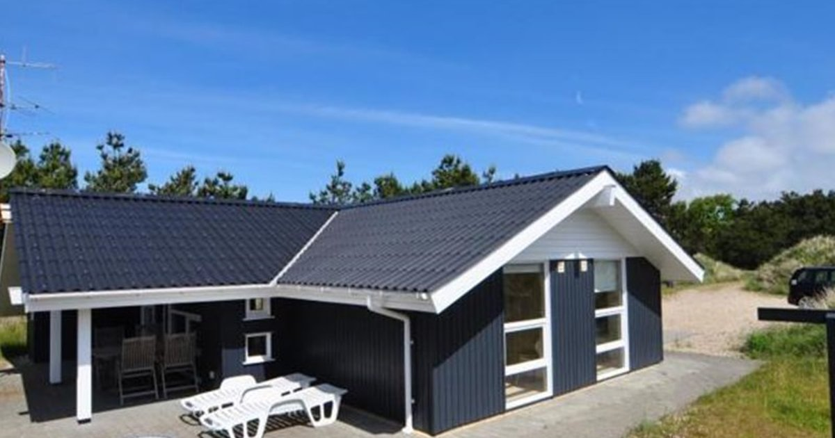 Holiday home in Strandvejen with Hot tub V