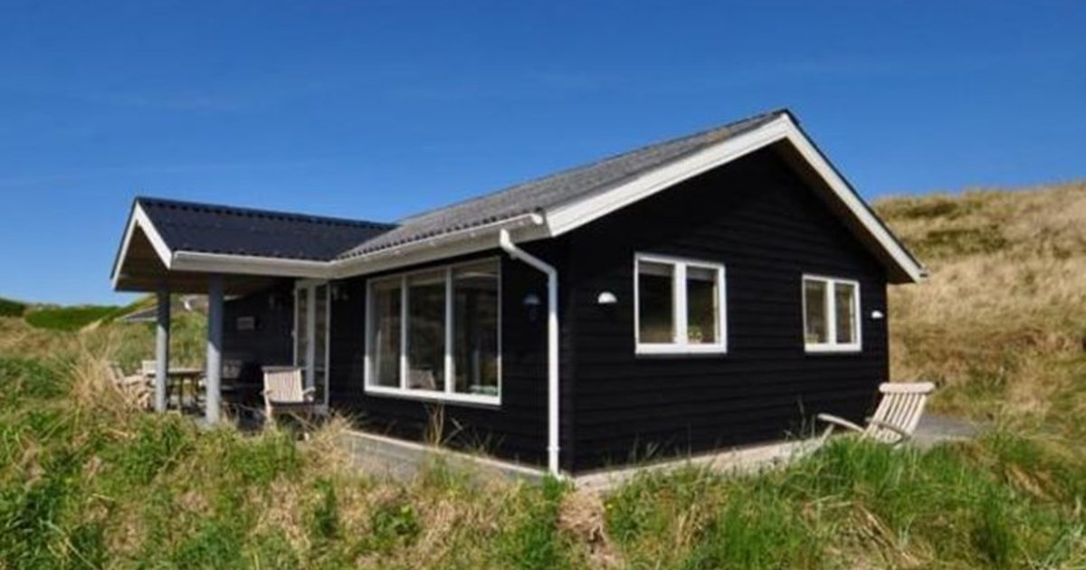 Holiday home in Hjejlevej Henne Strand II