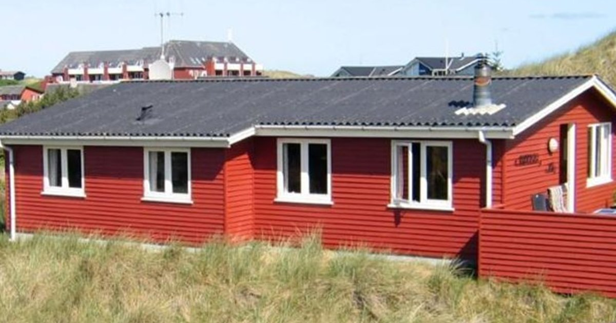 Holiday home in Porsevej Henne Strand II