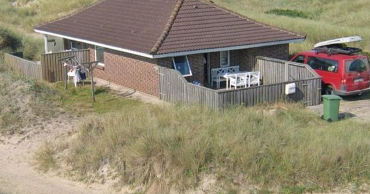 Holiday home in Gyvelvej Henne Strand IV