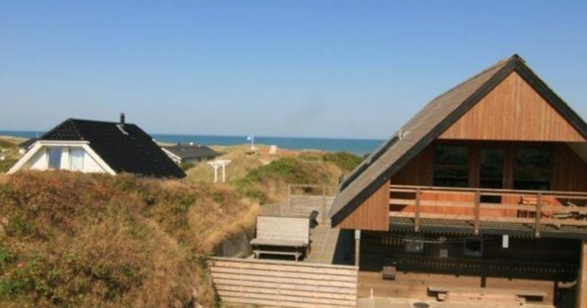 Holiday home Musvaygevej H.Strand I