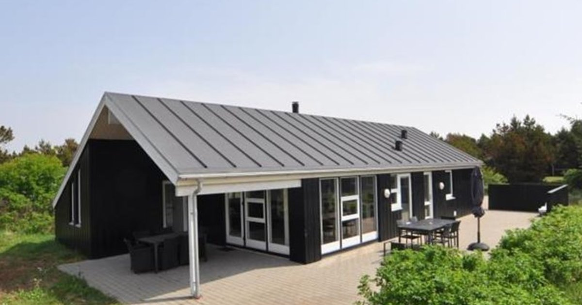 Holiday home Gogevej Henne Strand