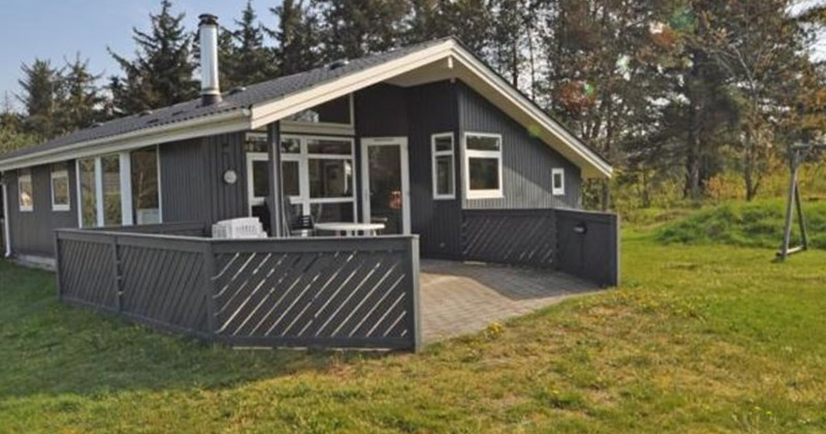 Holiday home R�vestien b Henne Strand