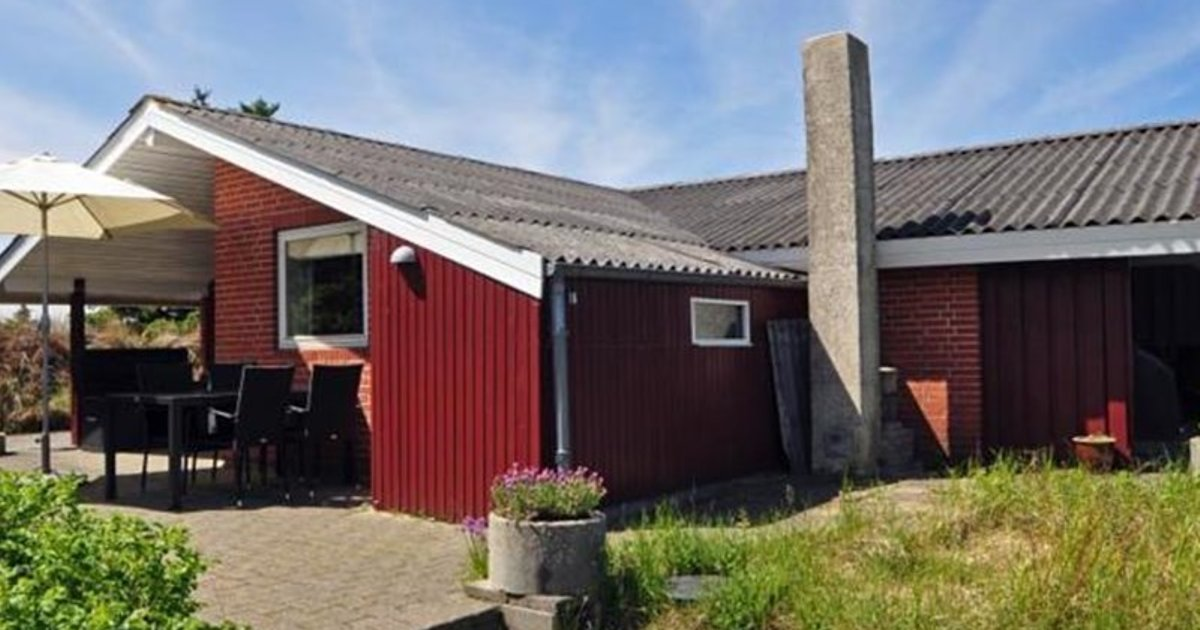 Holiday home Lyngbovejhenne Strand II