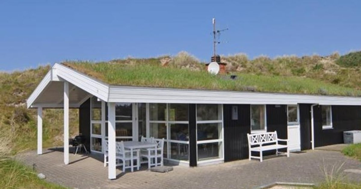 Holiday home Granvejhenne Strand III