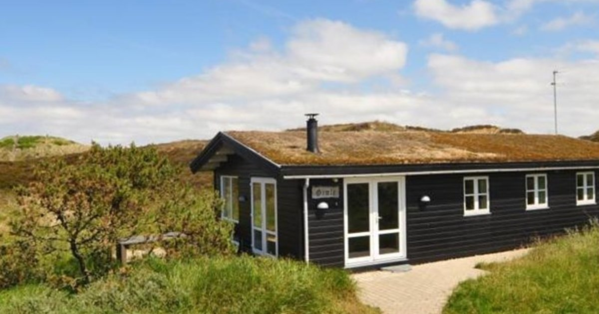 Holiday home Granvejhenne Strand II