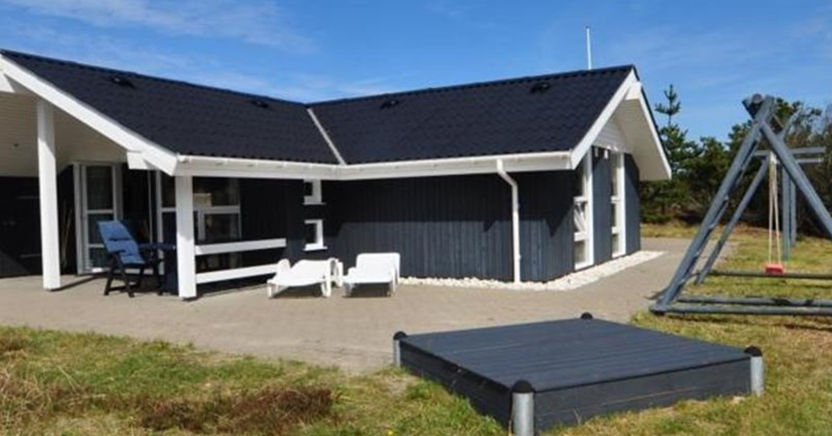 Holiday home Lyngbovejhenne Strand I