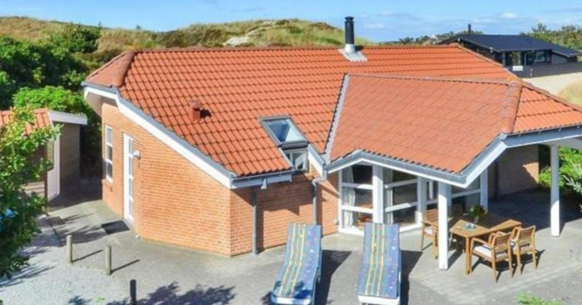 Holiday home Enebaervejhenne Strand I