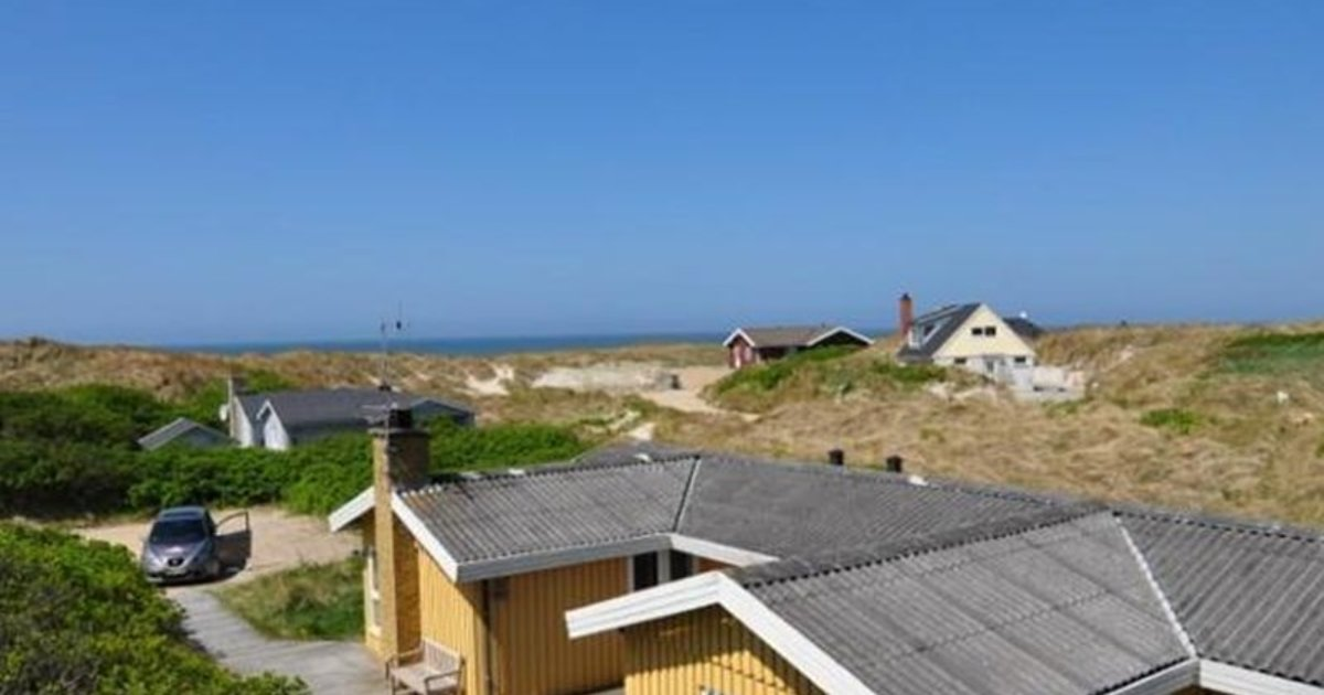 Holiday home Gyldenrisvejhenne V