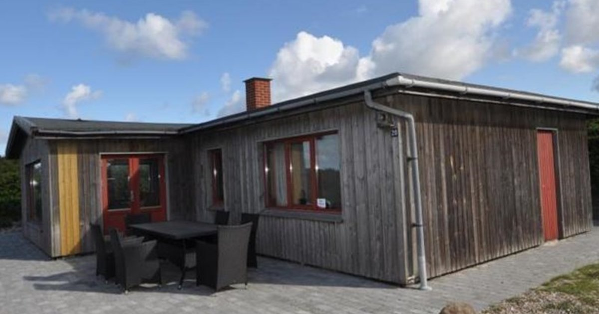Holiday home Slaenvejhenne IV