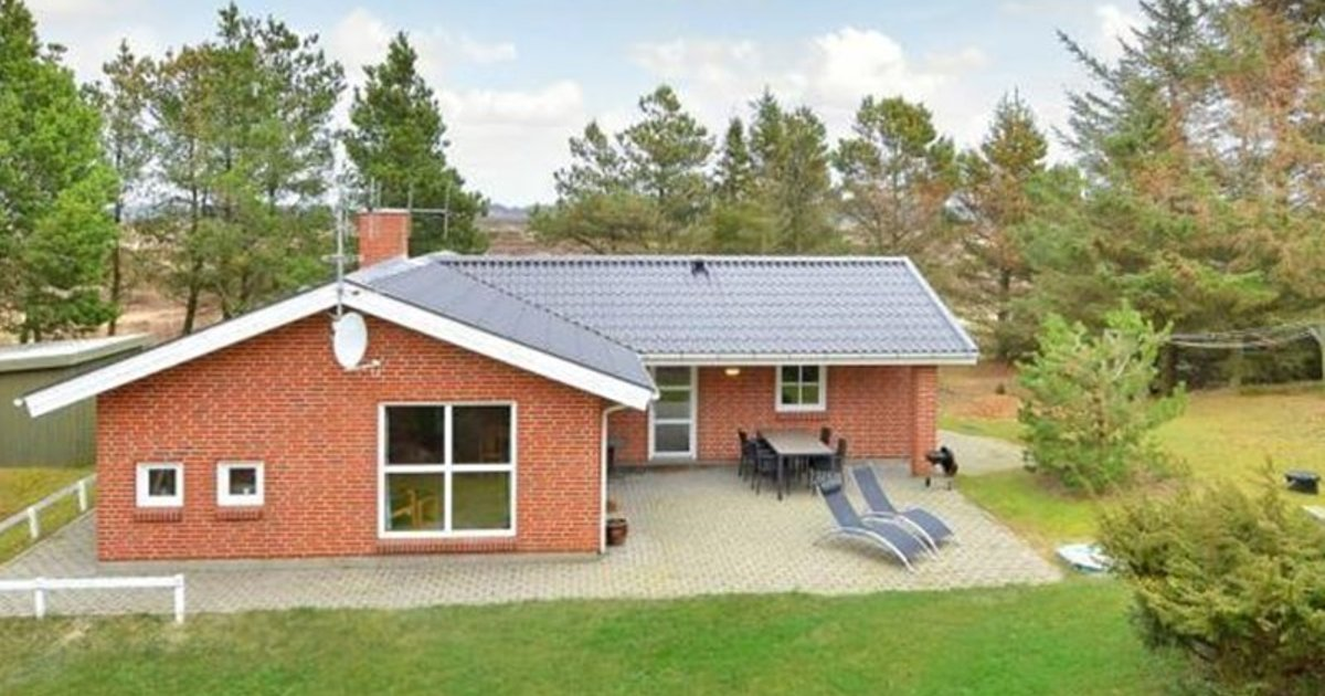 Holiday home Lyngbovejhenne Strand