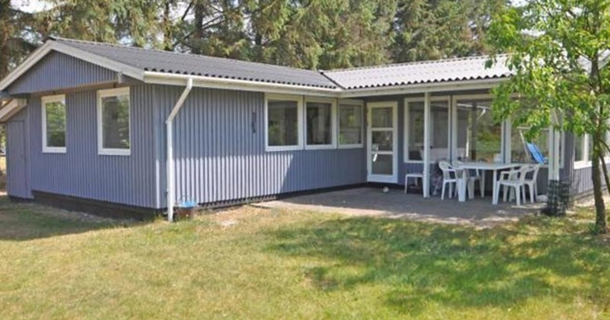 Holiday home Hyttestien Henne Strand