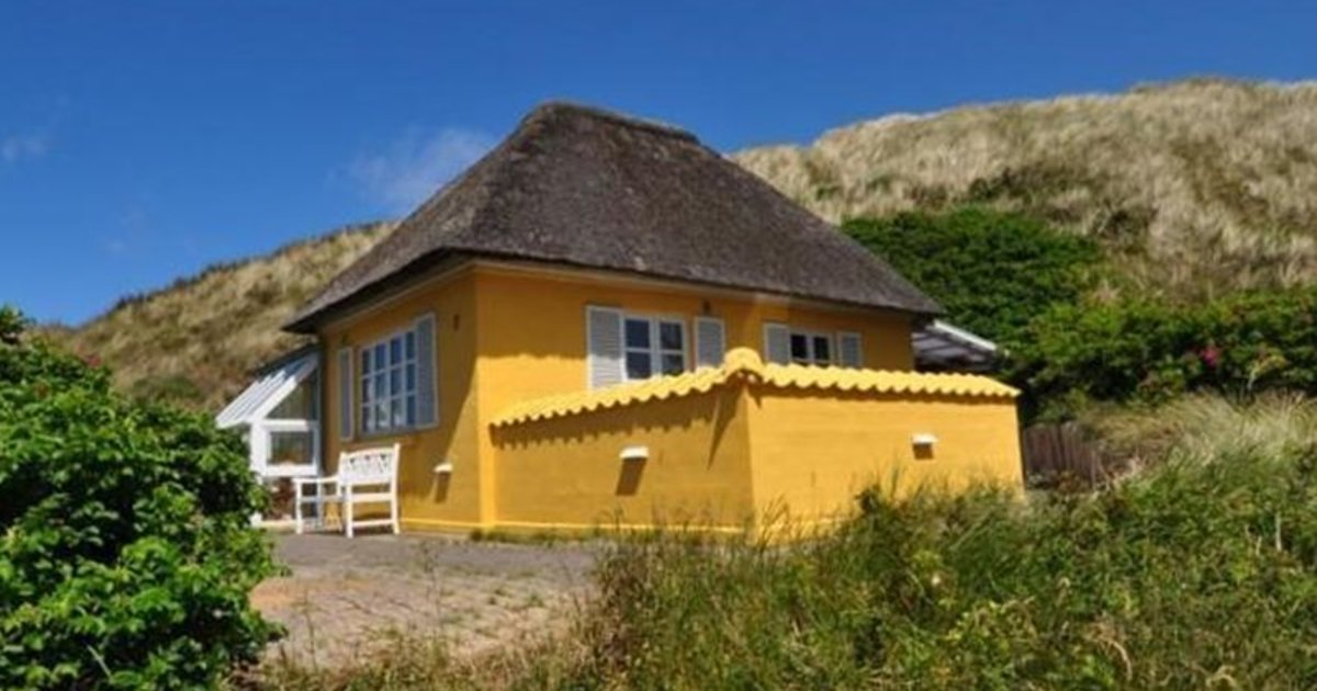 Holiday home Blaaervejhenne StrandV